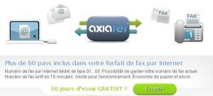 fax par internet et portabilité du numéro de fax